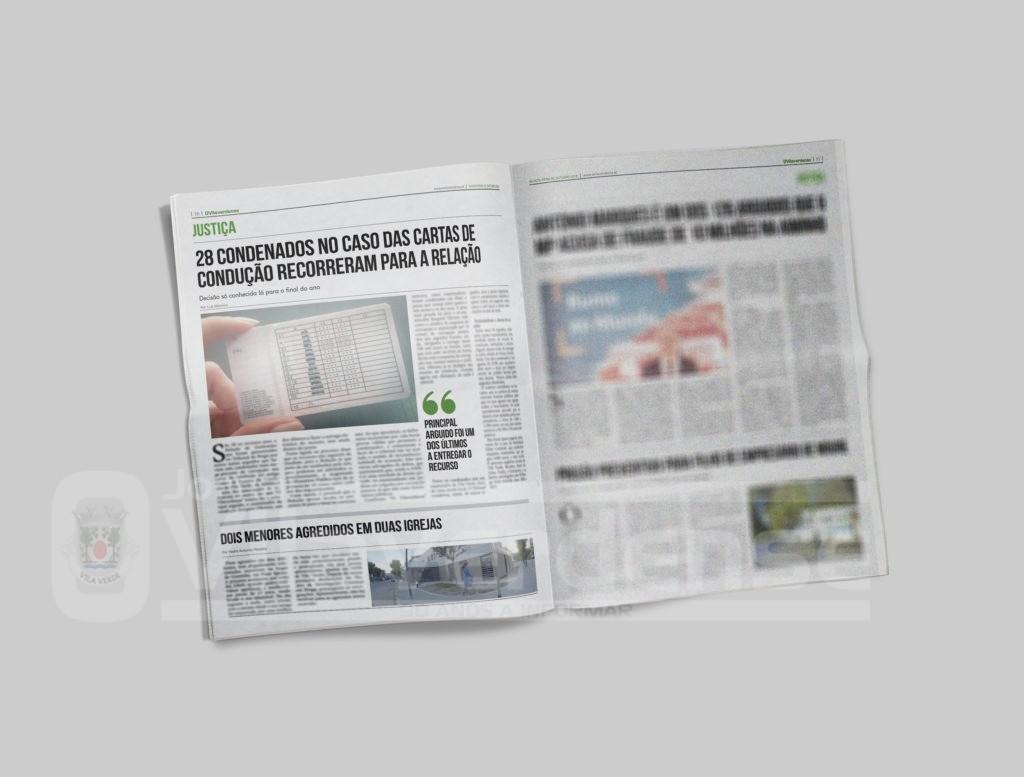 EDIÇÃO IMPRESSA – 28 condenados no caso das cartas de condução de Vila Verde recorreram para o Tribunal da Relação