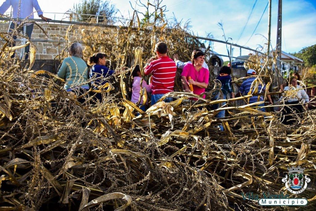 NO SÁBADO –  Parada de Gatim entra na Rota das Colheitas com uma desfolhada minhota