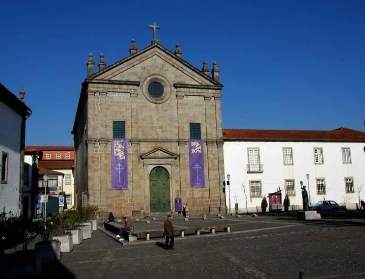 """BRAGA –  Igreja de S. Paulo recebe concerto """"Roteiro Musical dos Quatro Arcebispos Santos"""""""
