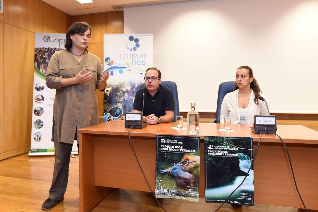 AMBIENTE - Braga recebe encontro de grupos do Projecto Rios com rio Este na agenda