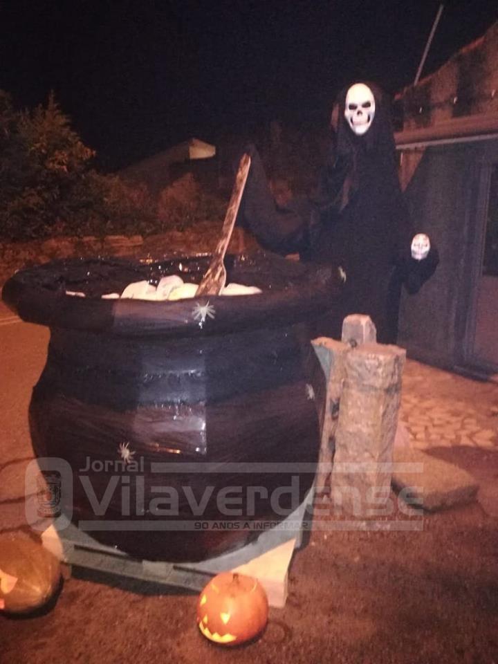 """VILA DE PRADO –  Bruxas, caldeirões e abóboras voltam ao """"Cruzamento dos Carvalhinhos"""""""