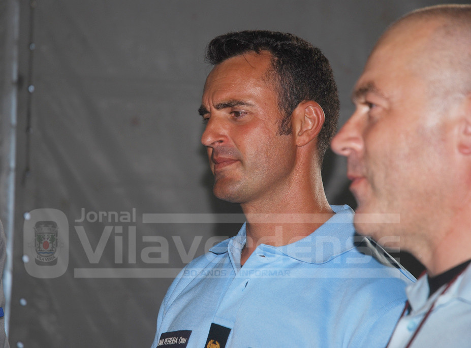 VILA VERDE –  Sargento Silva Pereira é o novo comandante da GNR