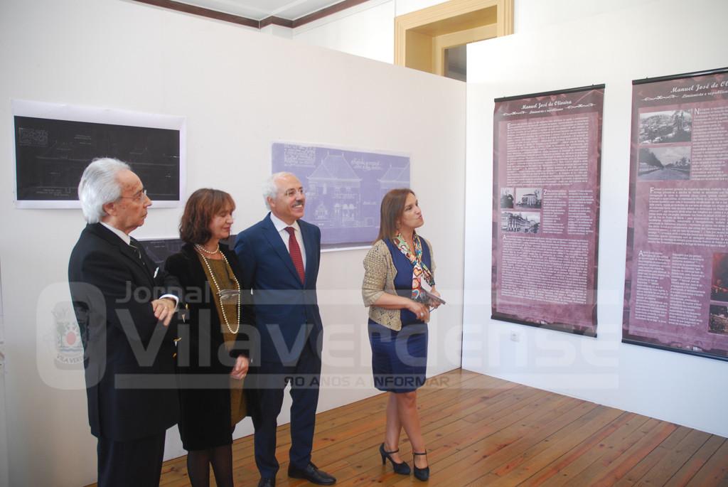 VILA VERDE –  Exposição evoca «ilustre vilaverdense» Manuel José de Oliveira