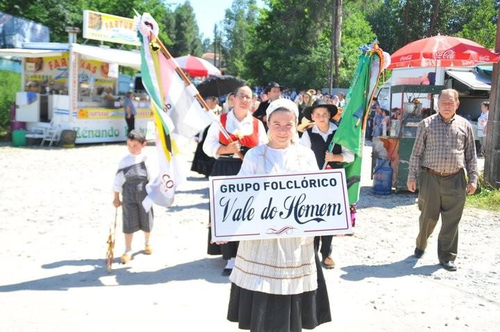 CULTURA –  Grupo Folclórico do Vale do Homem comemora 10 anos