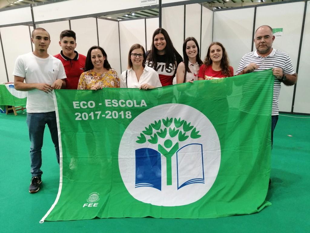 AMBIENTE - EPATV recebeu galardão Eco-Escolas