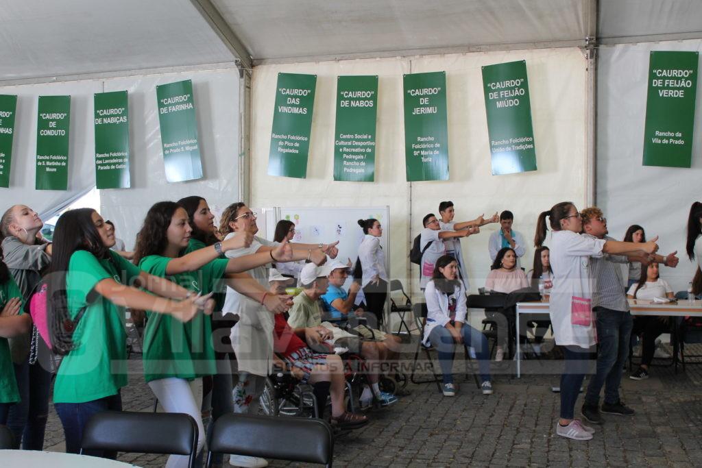VILA VERDE - Festa das Colheitas mostra tradições e junta gerações