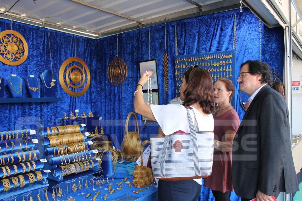 FESTA DAS COLHEITAS - Aliança Artesanal promove Concurso de Artesanato