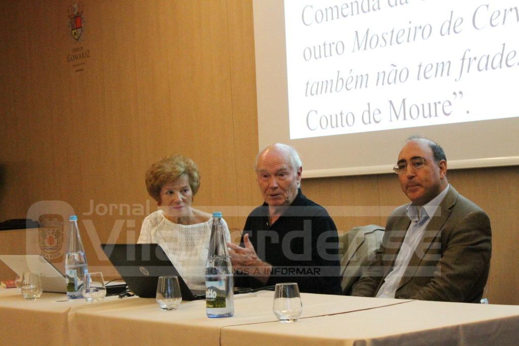 CULTURA - Vila Verde evocou Gualdim Pais esta tarde em Cervães