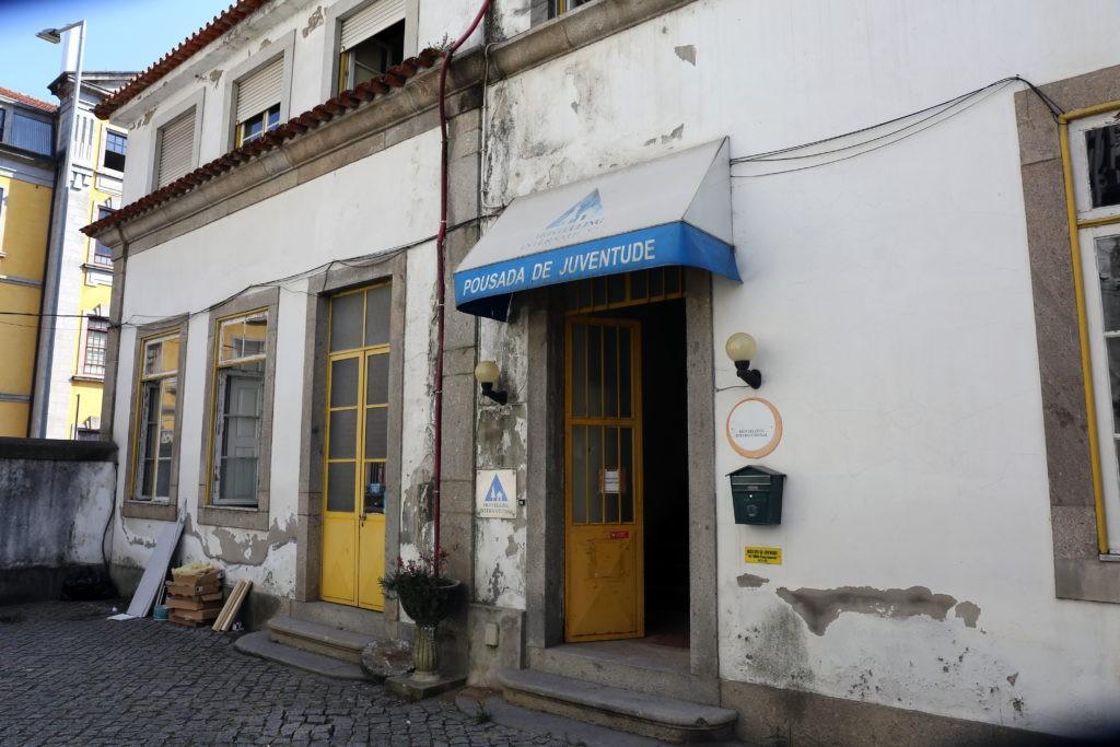 BRAGA - Arrancaram as obras de requalificação da Pousada da Juventude de Braga