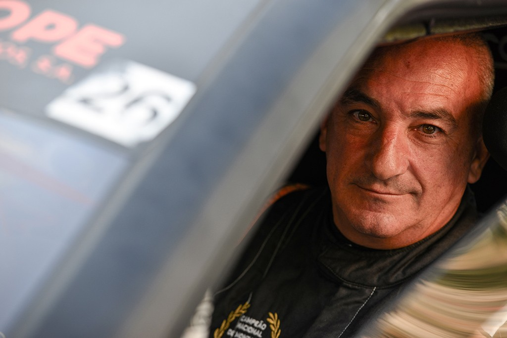 AUTOMOBILISMO –  Piloto José Correia consegue 4º lugar em Itália