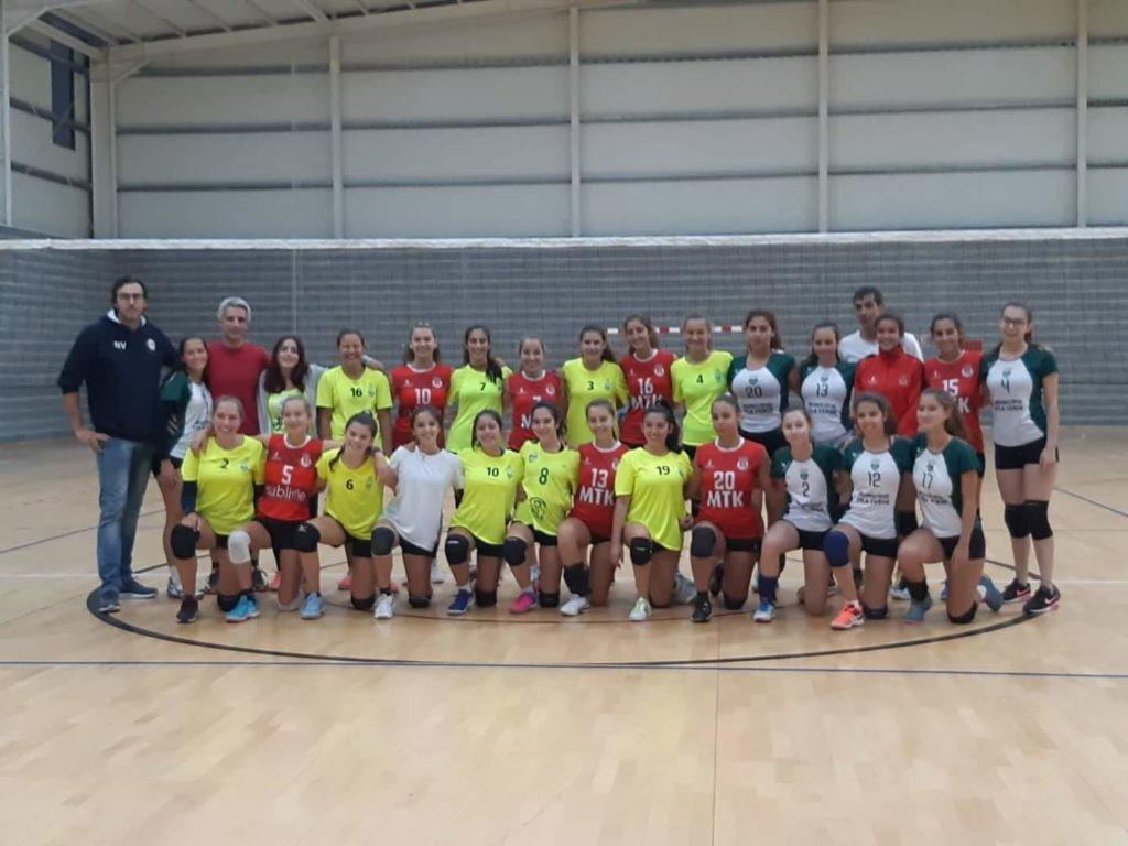 VOLEIBOL - Vila Verde Atlético Clube aumentou o número de equipas