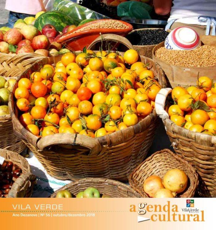 AGENDA CULTURAL – Já está disponível a 56ª edição da Agenda Cultural de Vila Verde