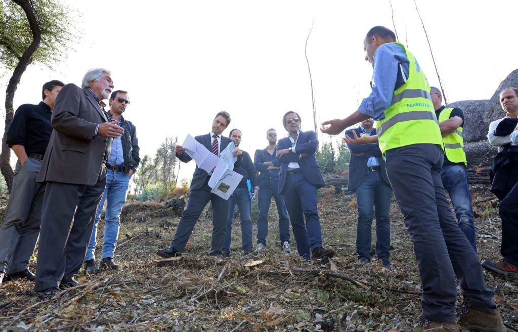 BRAGA - Município investe na proteção dos recursos hídricos nas zonas dos incêndios