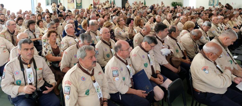 REGIÃO –  Meio milhar de escuteiros adultos reunidos em Famalicão