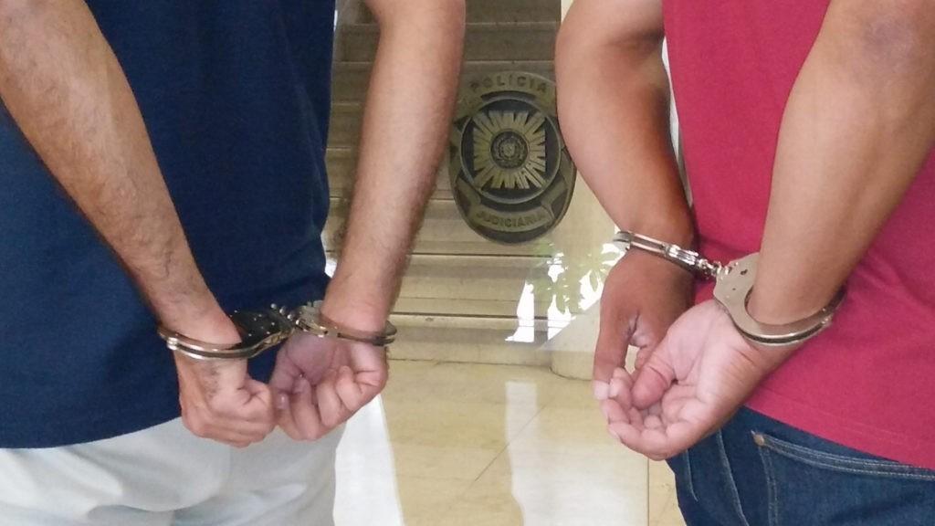 CRIME –  Duo detido por roubo e sequestro a casal em Vila Verde