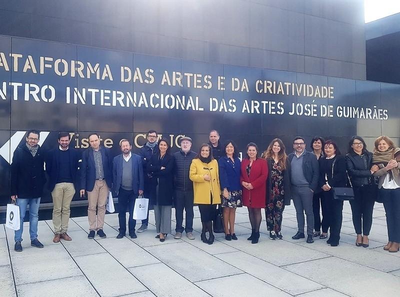 BRAGA - Braga é Capital da Cultura do Eixo Atlântico em 2020