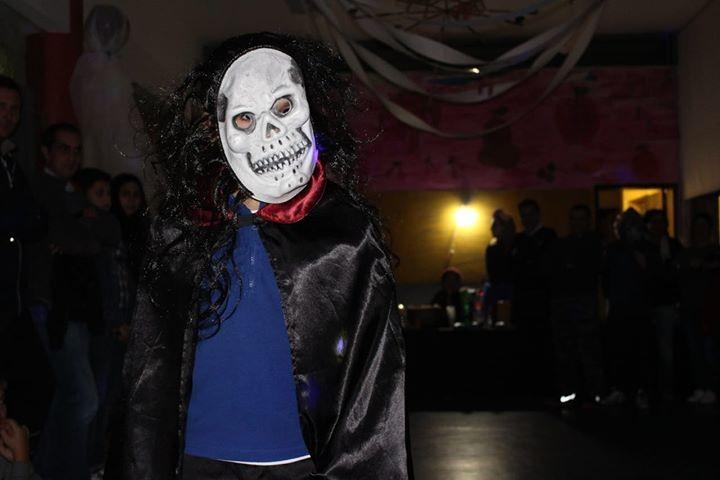 SOUTELO –  Antiga escola do Alívio viveu noite de Halloween