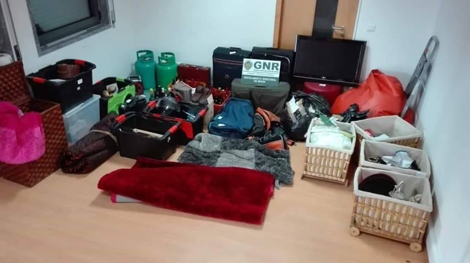 CRIME - Prisão preventiva por furtos em interior de residências em Vila Verde e Braga