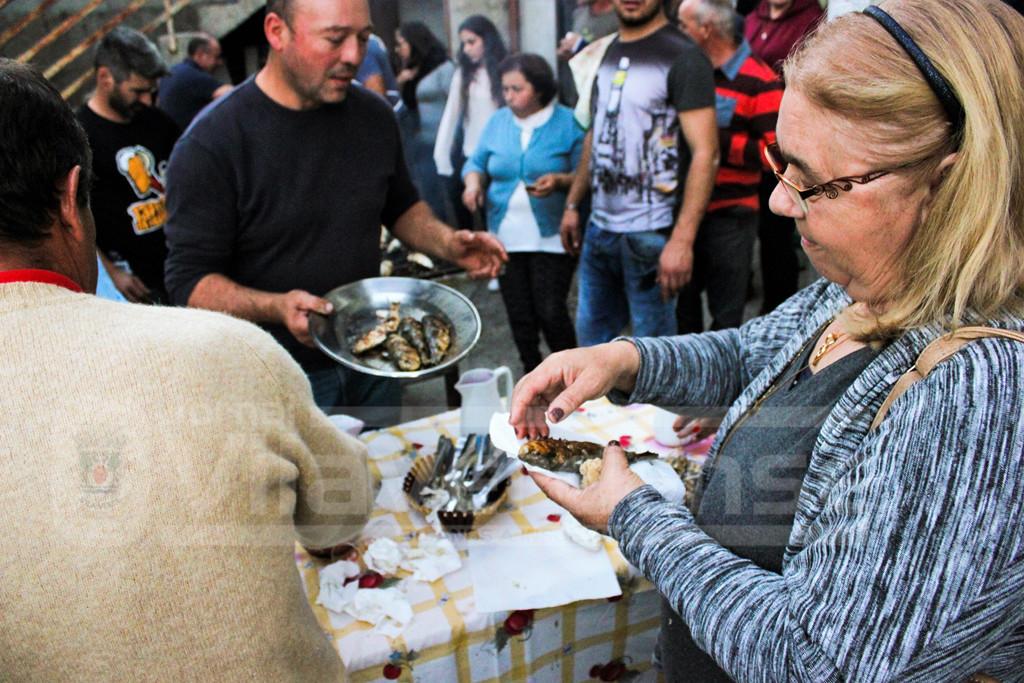 ROTA DAS COLHEITAS –  Festival da Sardinha na Broa regressa a Valbom S. Martinho