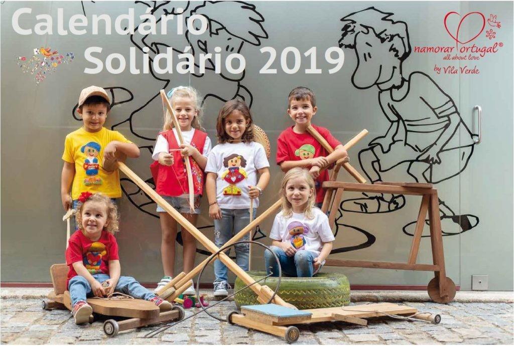 VILA VERDE - Agenda e calendário solidário para apoiar famílias Vilaverdenses