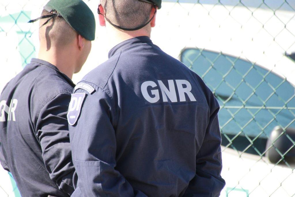 ACTIVIDADE OPERACIONAL-  GNR deteve 310 pessoas em flagrante delito durante a semana