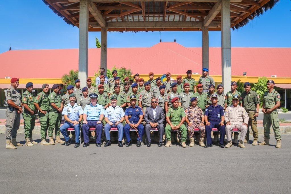 SEGURANÇA –  GNR formou 1200 agentes da Polícia Nacional de Timor-Leste