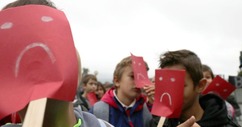 BRAGA –  Protesto contra a falta de funcionários encerrou Secundária D. Maria II