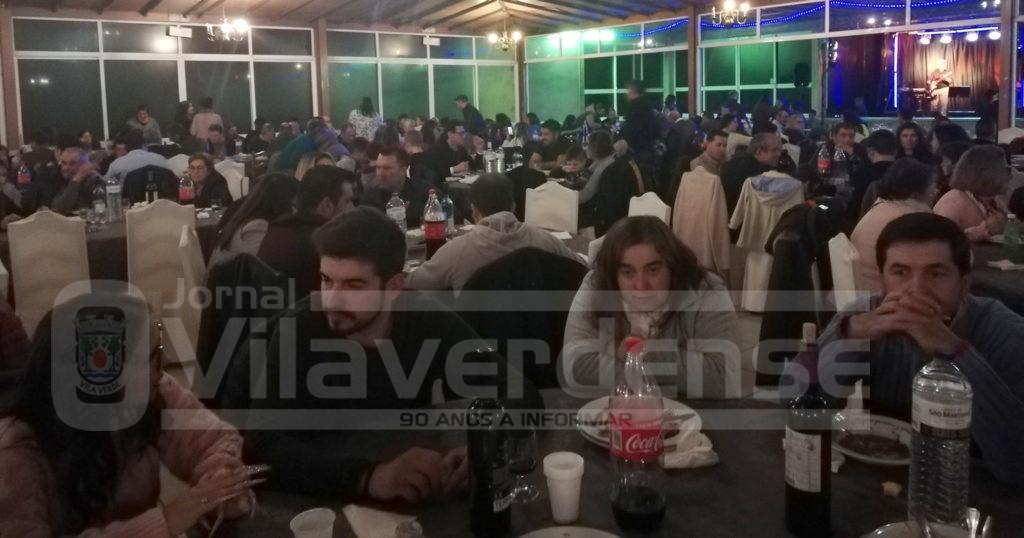 Freiriz junta mais de 300 pessoas no segundo jantar