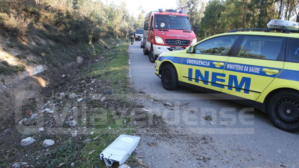 Seis feridos graves: GNR registou 98 acidentes de viação nas últimas doze horas