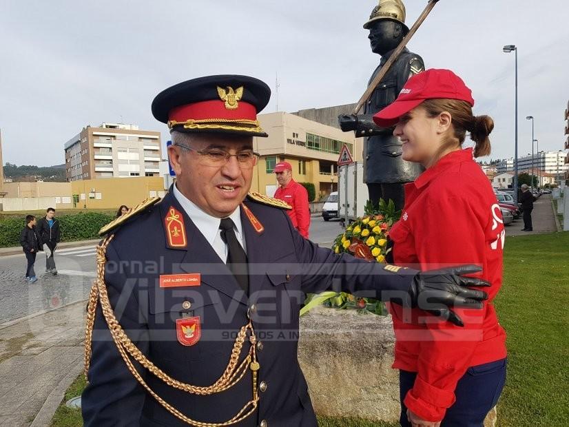 ÚLTIMA HORA - Lomba vai assumir comando dos Bombeiros Voluntários de Braga