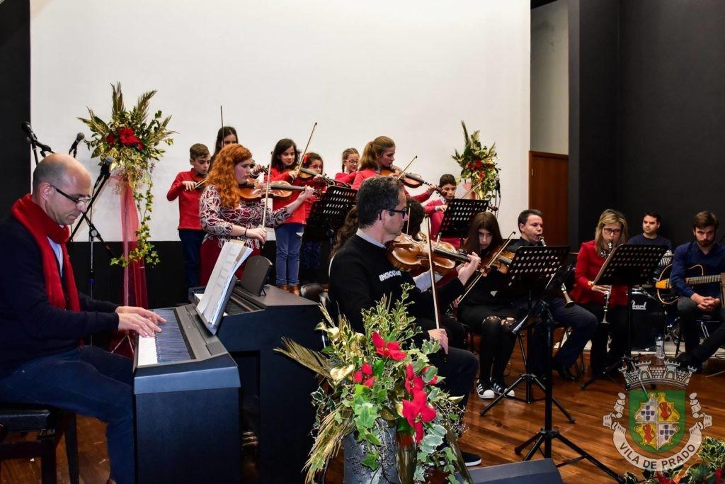 CULTURA –  Escola de Música da Vila de Prado promove três concertos de Natal
