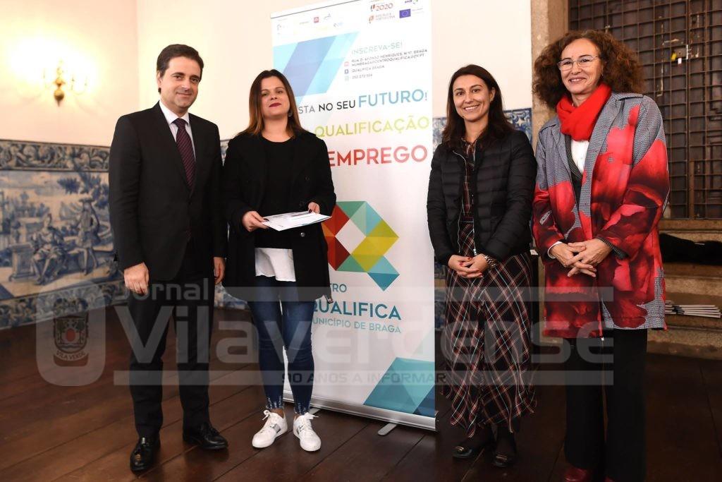 REGIÃO: Centro Qualifica de Braga entregou diplomas