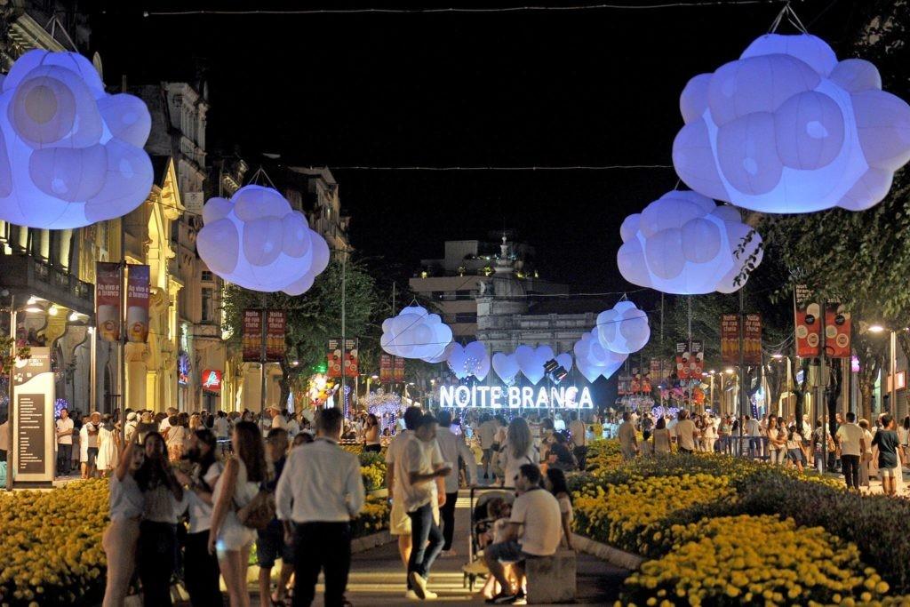 BRAGA –  Noite Branca no top 5 dos eventos nacionais do Facebook