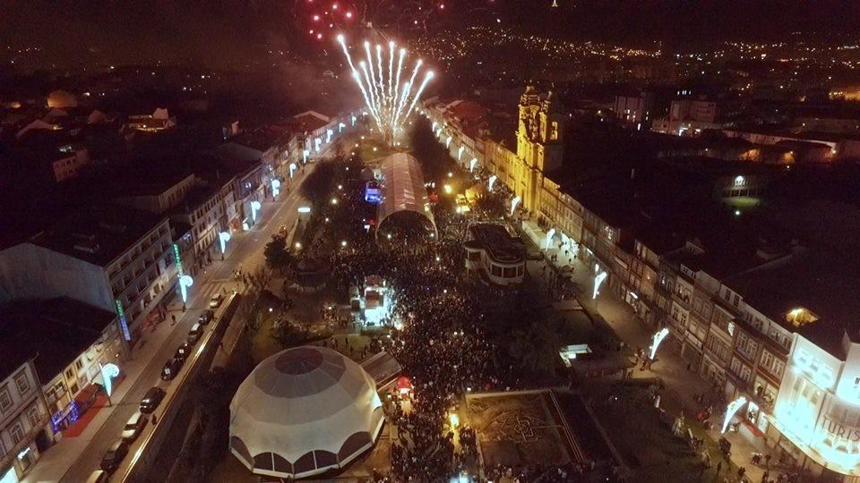 BRAGA - Passagem de ano condiciona normal circulação de trânsito em Braga