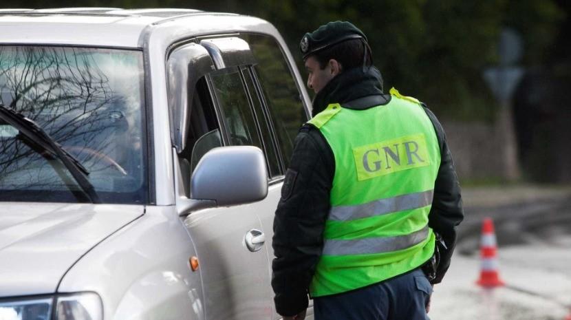 PAÍS –  GNR deteve mais de 1200 pessoas em Novembro