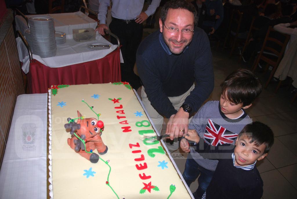 DESPORTO –  GD Prado juntou família e entregou prémios em jantar de Natal
