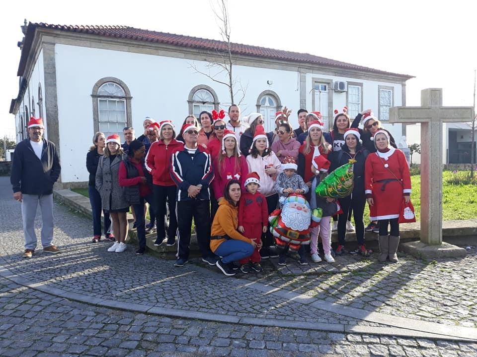 SOUTELO –  Caminhada natalícia para fortalecer o espírito da quadra
