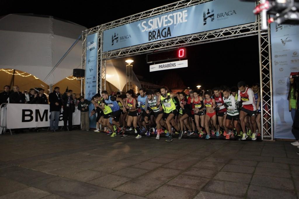 DESPORTO –  S. Silvestre de Braga corre-se pela 41ª vez