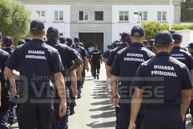GREVE: Guardas prisionais iniciam este sábado greve nacional de quatro dias
