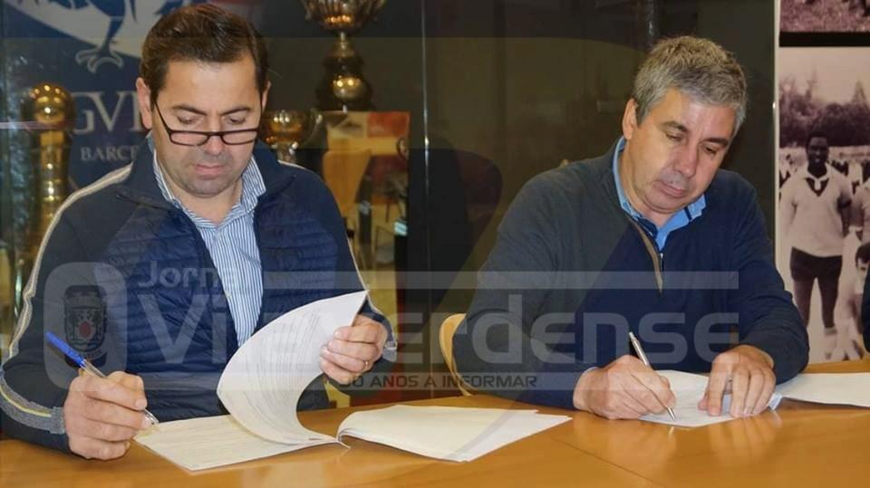 DESPORTO: Vilaverdense e Gil Vicente assinam protocolo na área da formação