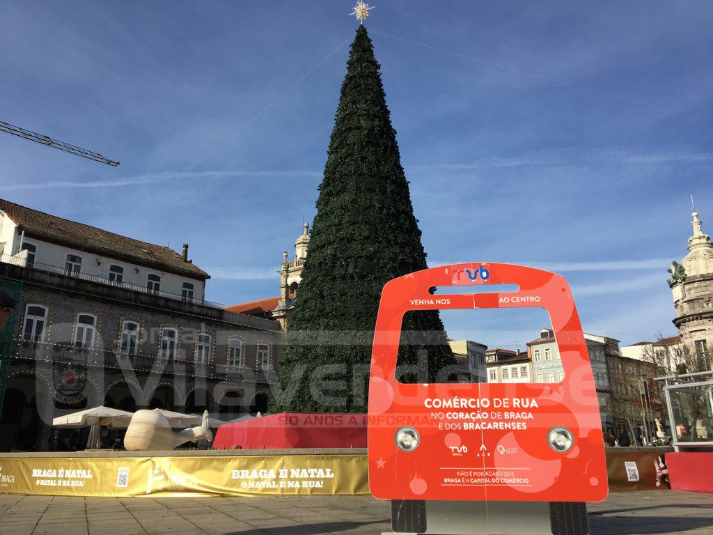 BRAGA- Transportes Urbanos lançam concurso fotográfico 'TUBNatal 2018'