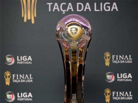 DESPORTO - Bilhetes para as meias-finais da Taça da Liga disponíveis a partir de hoje e amanhã