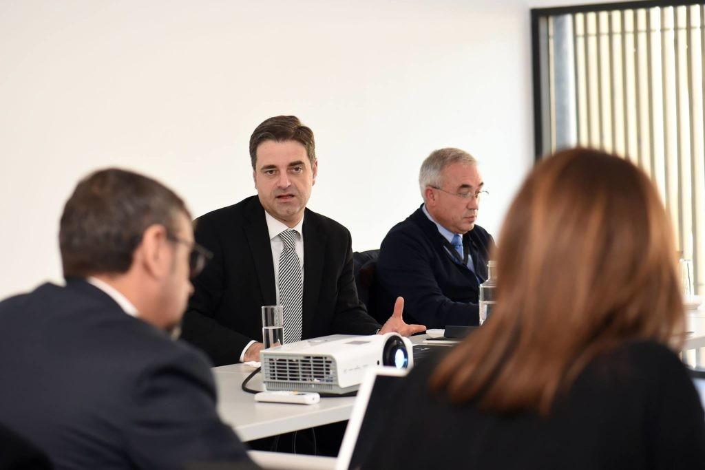 BRAGA - Manuel Caldeira Cabral passa a integrar Conselho Estratégico da InvestBraga