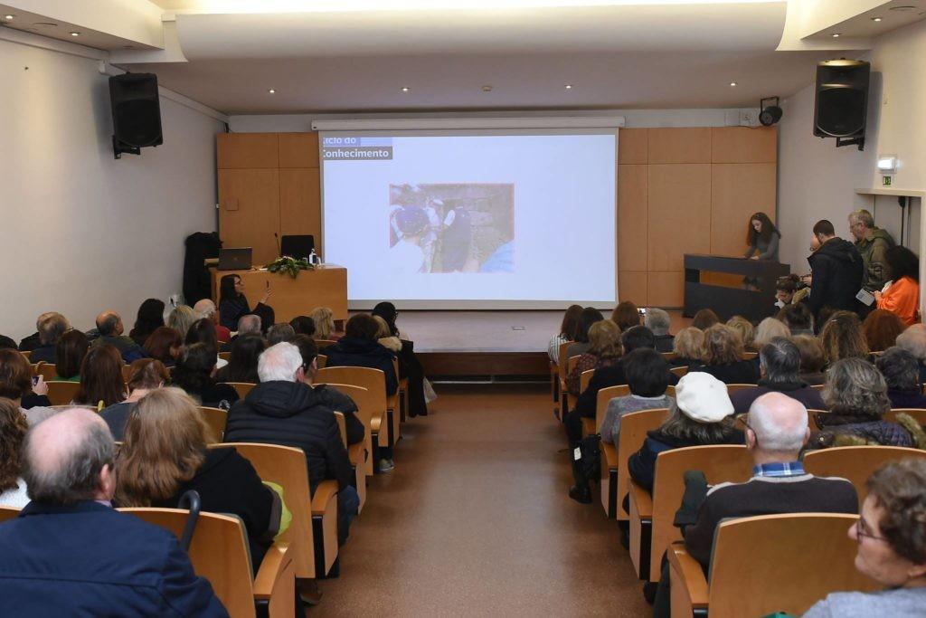 BRAGA –  Já arrancou o V Ciclo de Conhecimento para idosos