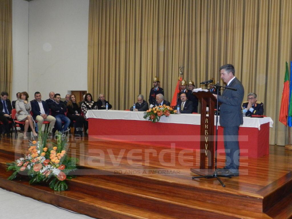 DESTAQUE: Paulo Renato Rocha assume presidência dos Bombeiros de Vila Verde
