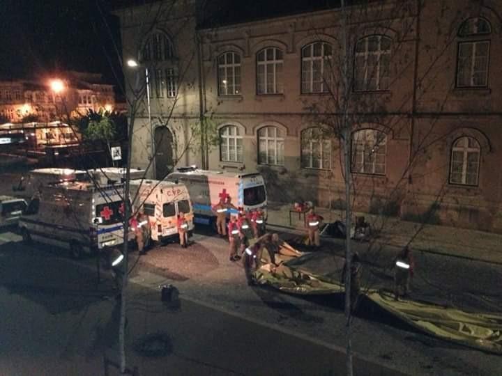 BRAGA - Delegação de Braga da Cruz Vermelha assinala 35 anos de serviço no socorro e emergência com programa diversificado