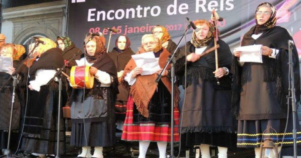 VILA VERDE –  Encontro de Reis com 41 grupos participantes