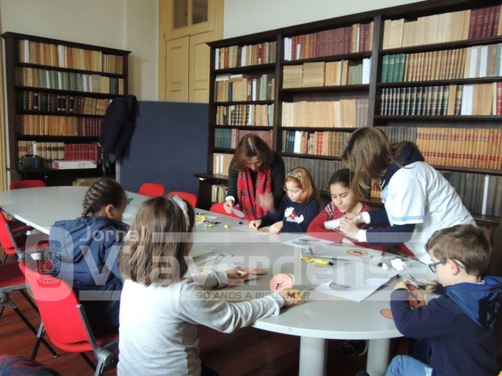 VILA VERDE - Oficina Arquimedes volta à Biblioteca Municipal este sábado