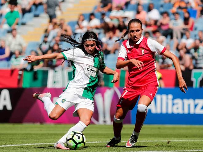 """DESPORTO - SC Braga recebe o Sporting nos """"oitavos"""" da Taça"""