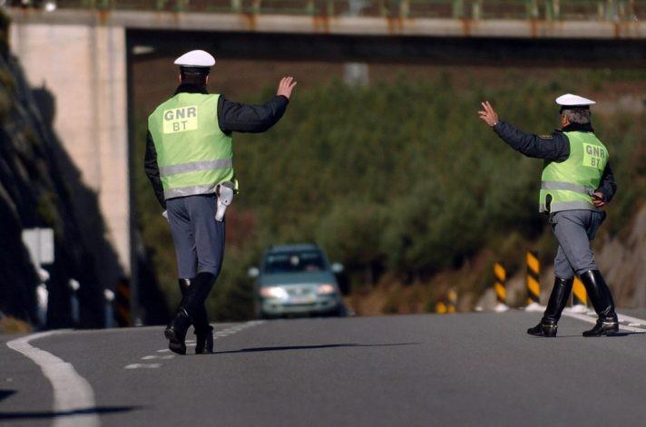 GNR - Três mortos e dois feridos graves nas estradas durante a última semana